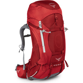 Osprey Ariel AG 55 Backpack Dame picante red